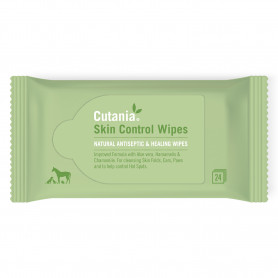 Cutania SkinControl Wipes