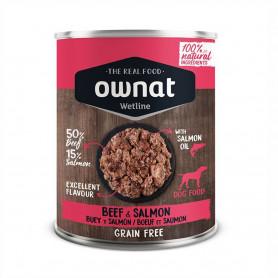 Ownat Beef & Salmon - Lata