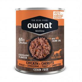 Ownat Chicken & Carrots - Lata