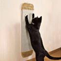 Rascador pequeño con forma de murciélago para gatos