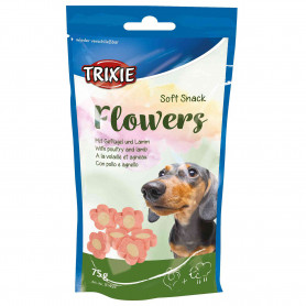 Soft Snack flowers de...