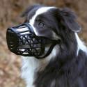 Collar de encaje con perlas para perros