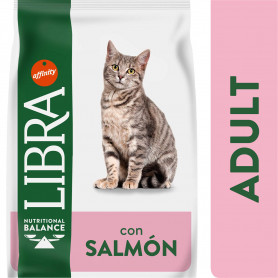 Libra Adult Cat Salmon & Rice