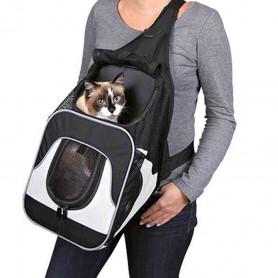 Mochila transportin gatos
