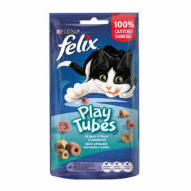 Felix Play Tubes Baked Fish...