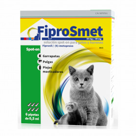 FiproSmet Pipetas...