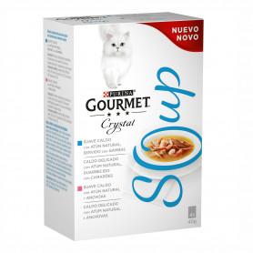 Purina gourmet soup