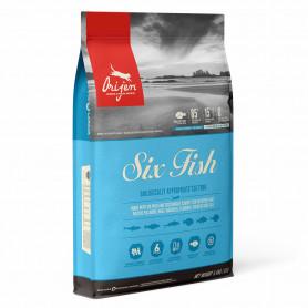 Orijen Six Fish pienso para...