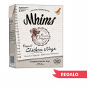 GimDog SportSnacks Mini-huesitos Vacuno (L-carnitina), 60 gr