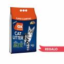 Regalo Arena AK Cat 5 kg Jabon de Marsella