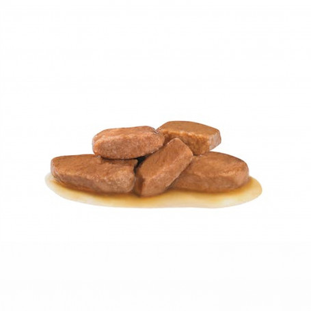 Gimcat Meaty con Pollo, 35 gr