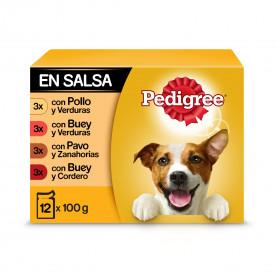 Pedigree Pack Salsa Mixto