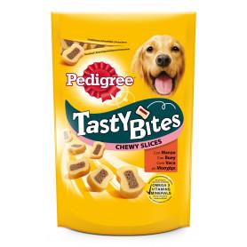 Tasty Minis Chewy Slices Buey