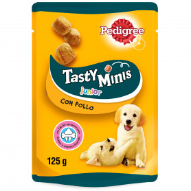 Tasty Minis Chewy Cubes Puppy