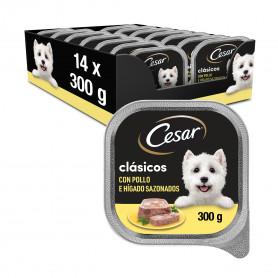 César Clásicos de Pollo con...