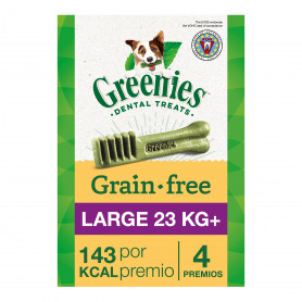 Greenies Large Grain Free