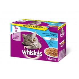 Whiskas Pack selección de...