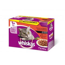 Whiskas Pack de 12...