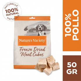 Natures Variety Meat Cubes...