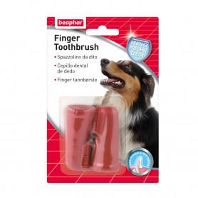 Cepillo dental de dedo