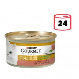 Purina Gourmet Gold Mousse...
