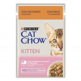 Purina Cat Chow Gatito con...