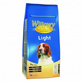 Willowy Gold Light