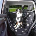 Cinturón de seguridad para perro con correa