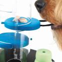 Colgante para perros con forma de huella