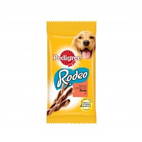 Pedigree Rodeo Buey, Snacks para perros, golosinas suaves