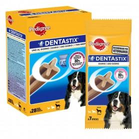 Pedigree Dentastix perros grandes, Snacks para perros, Higiene bucal