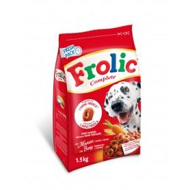 Pienso Frolic Complete  Semi-húmedo con Buey