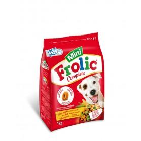 Pienso Frolic Complete Mini Semi-húmedo con Ave