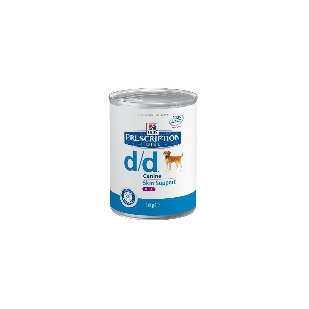 Hill's Prescription Diet Canine d/d con Pato (Lata)