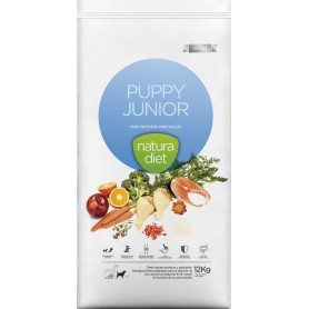 Natura Diet Puppy Junior, pienso para perros naturales