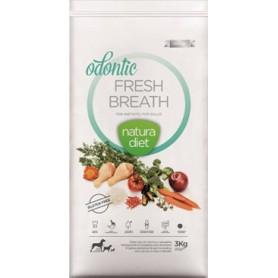 Natura Diet Odontic Fresh Breath, pienso para perros naturales