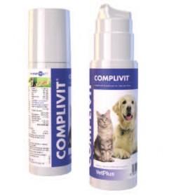 Complivit, complemento alimenticio para perros y gatos