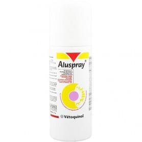 Aluspray para la cicatrización de heridas