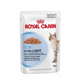 Comida húmeda para gatos Royal Canin Ultra Light para gatos