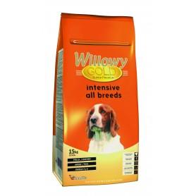 Willowy Gold Intensive, pienso para perros que requieren ganar peso