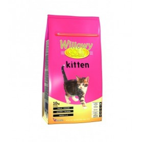 Pienso Willowy Gold Kitten para gatos
