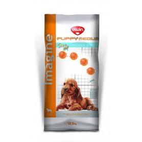 Imagine Puppy Medium, pienso para perros naturales