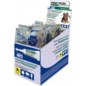 Pipetas Piretrón Spot On, antiparasitarios para perros contra pulgas garrapatas