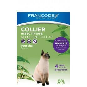 Francodex Collar Repelente Gatos