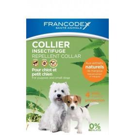 Francodex Collar antipulgas Repelente para Perro