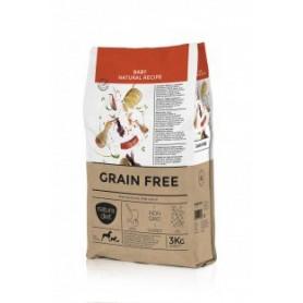 Natura Diet Grain Free Baby, pienso para perros naturales