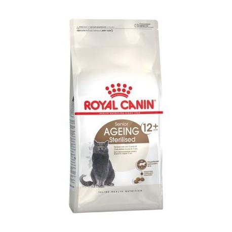 Pienso Royal Canin Sterilised +12, para gatos esterilizados