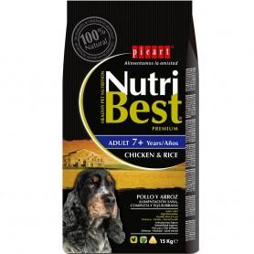 Picart NutriBest Senior, pienso para perros