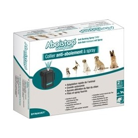 Kit Collar Antiladridos Aboistop Compact Spray