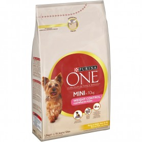 Purina One Mini Weight Control Pavo y Arroz